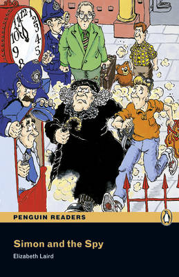 Pearson English Readers: Simon and the Spy