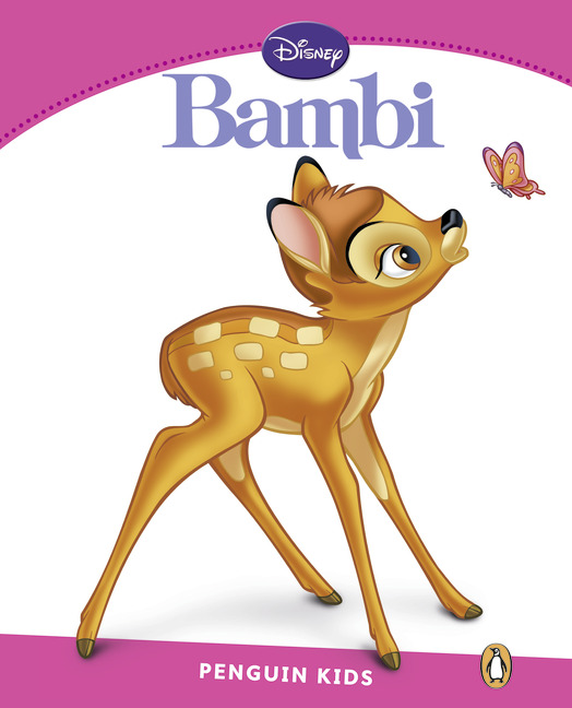 Pearson English Kids Readers: Bambi