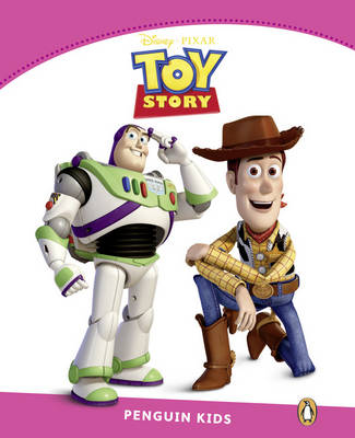 Pearson English Kids Readers: Toy Story 1