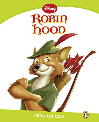 Pearson English Kids Readers: Robin Hood