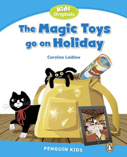 Pearson English Kids Readers: Magic Toys on Holiday