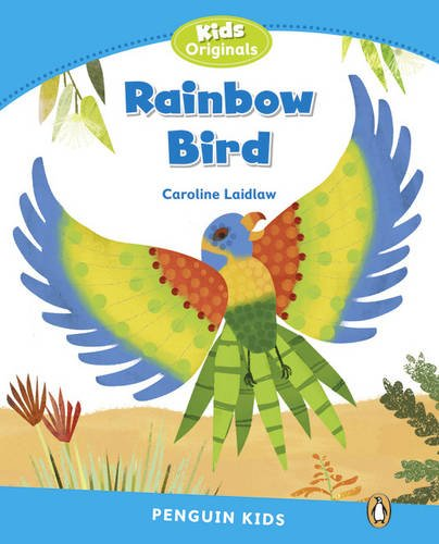 Pearson English Kids Readers: Rainbow Bird