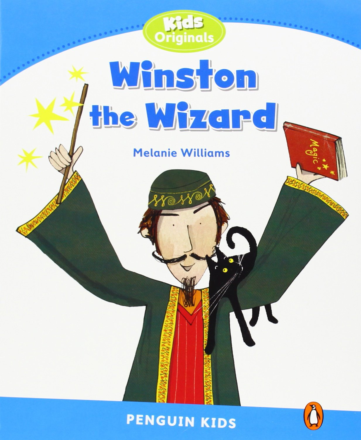 Pearson English Kids Readers: Winston the Wizard