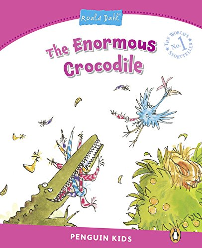 Pearson English Kids Readers: The Enormous Crocodile