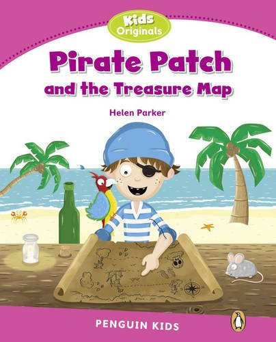 Pearson English Kids Readers: Pirate Patch