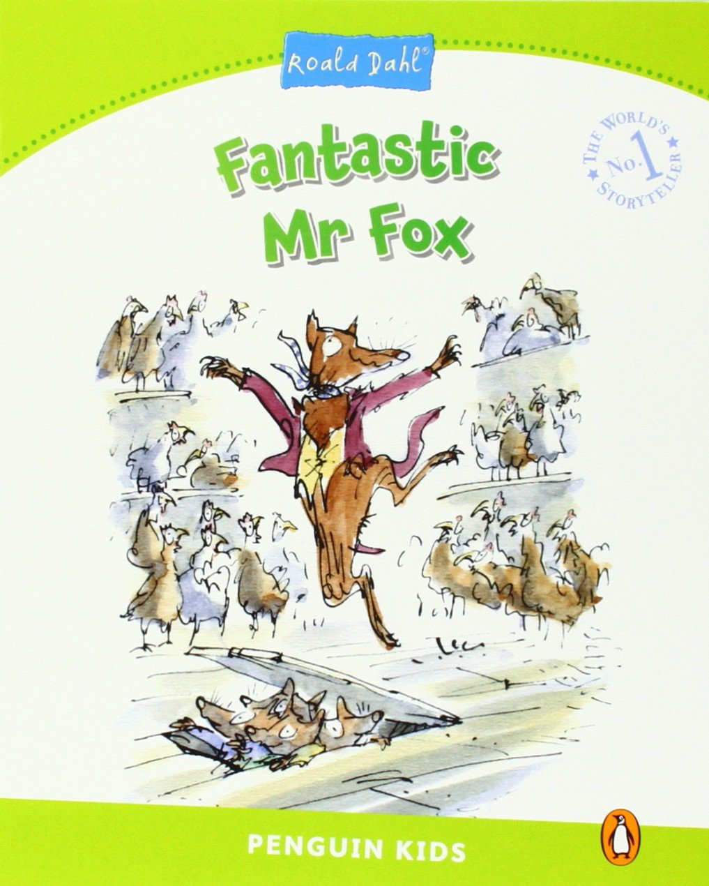 Pearson English Kids Readers: The Fantastic Mr Fox