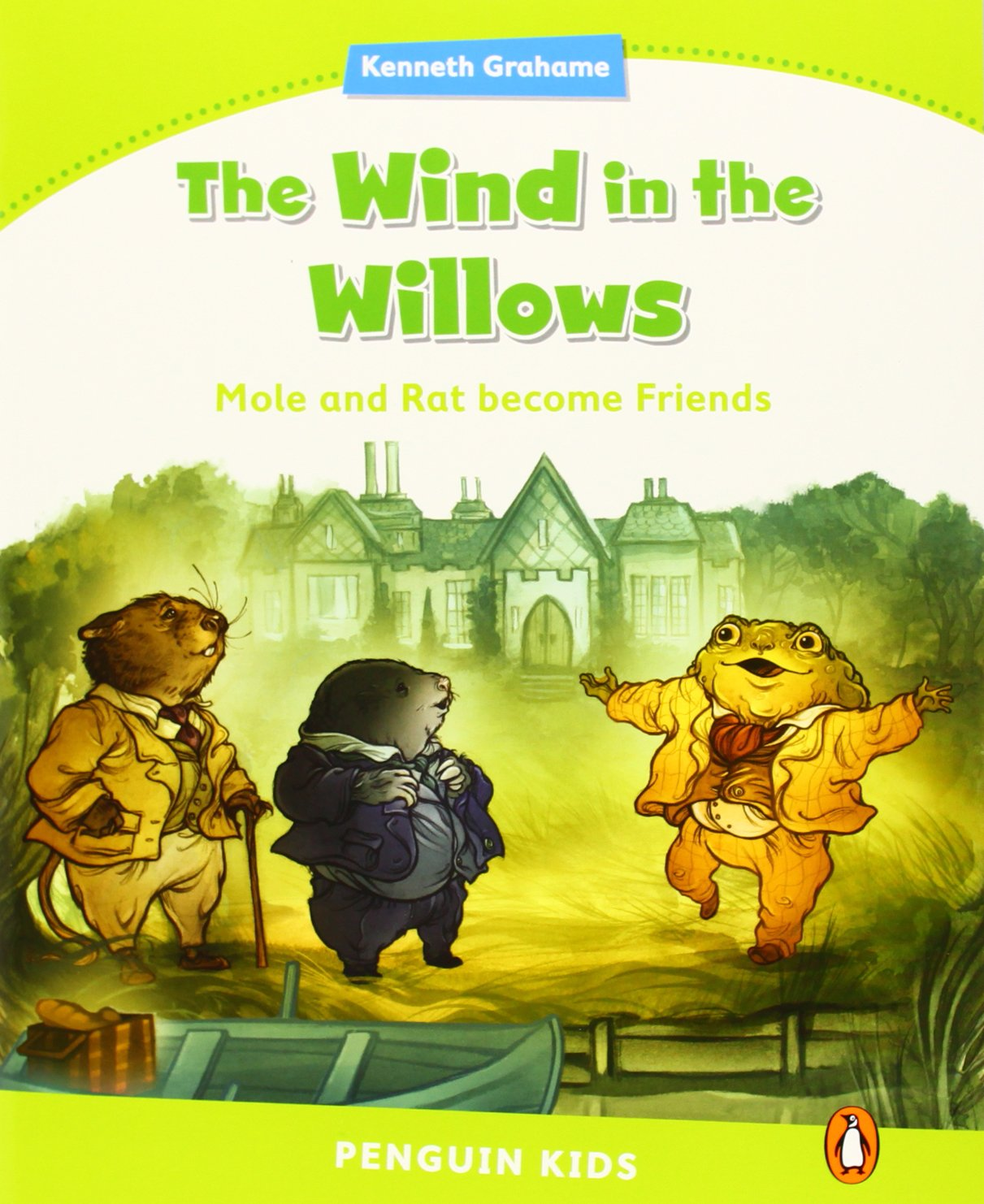 Pearson English Kids Readers: The Wind in the Willows