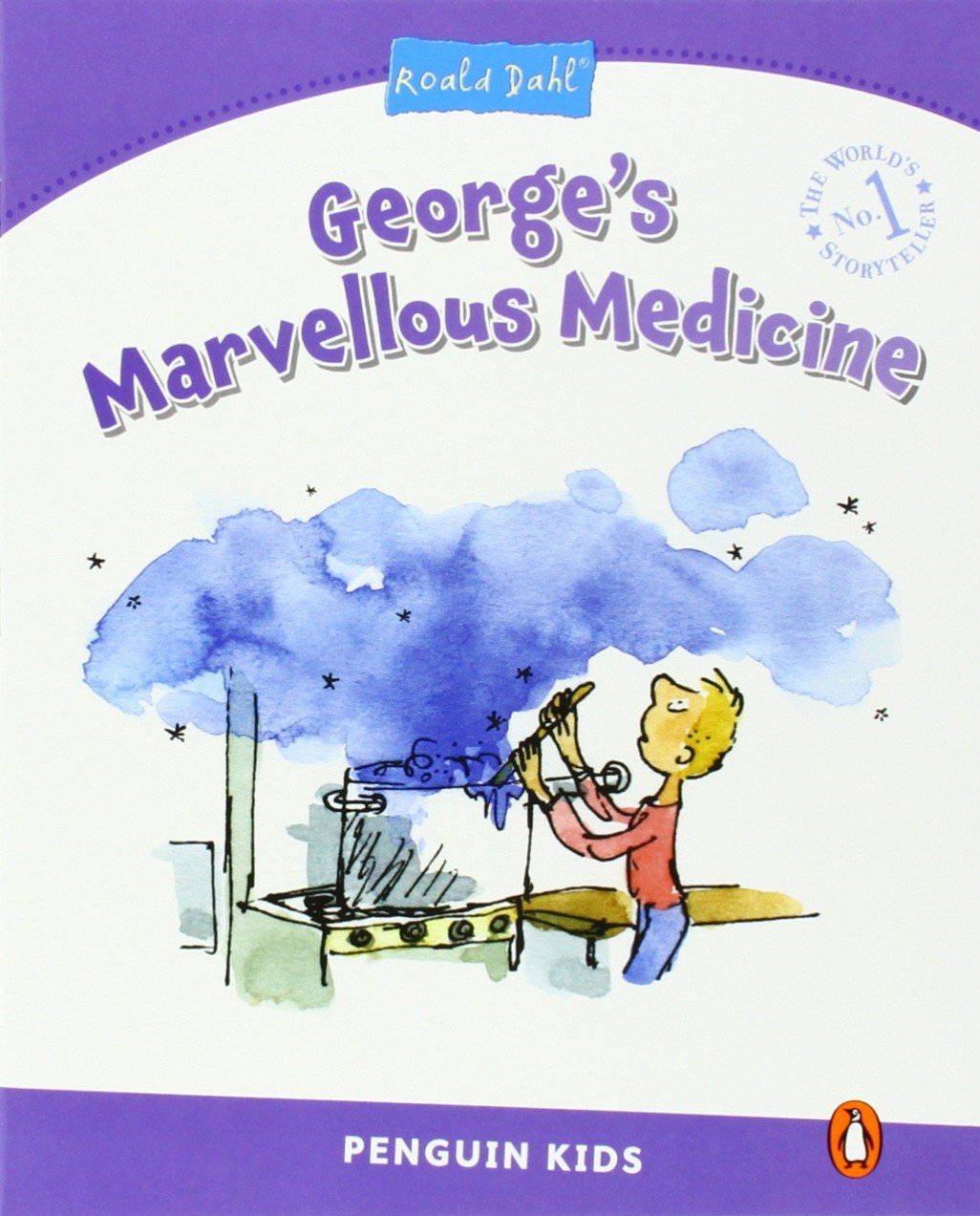 Pearson English Kids Readers: George's Marvellous Medicine