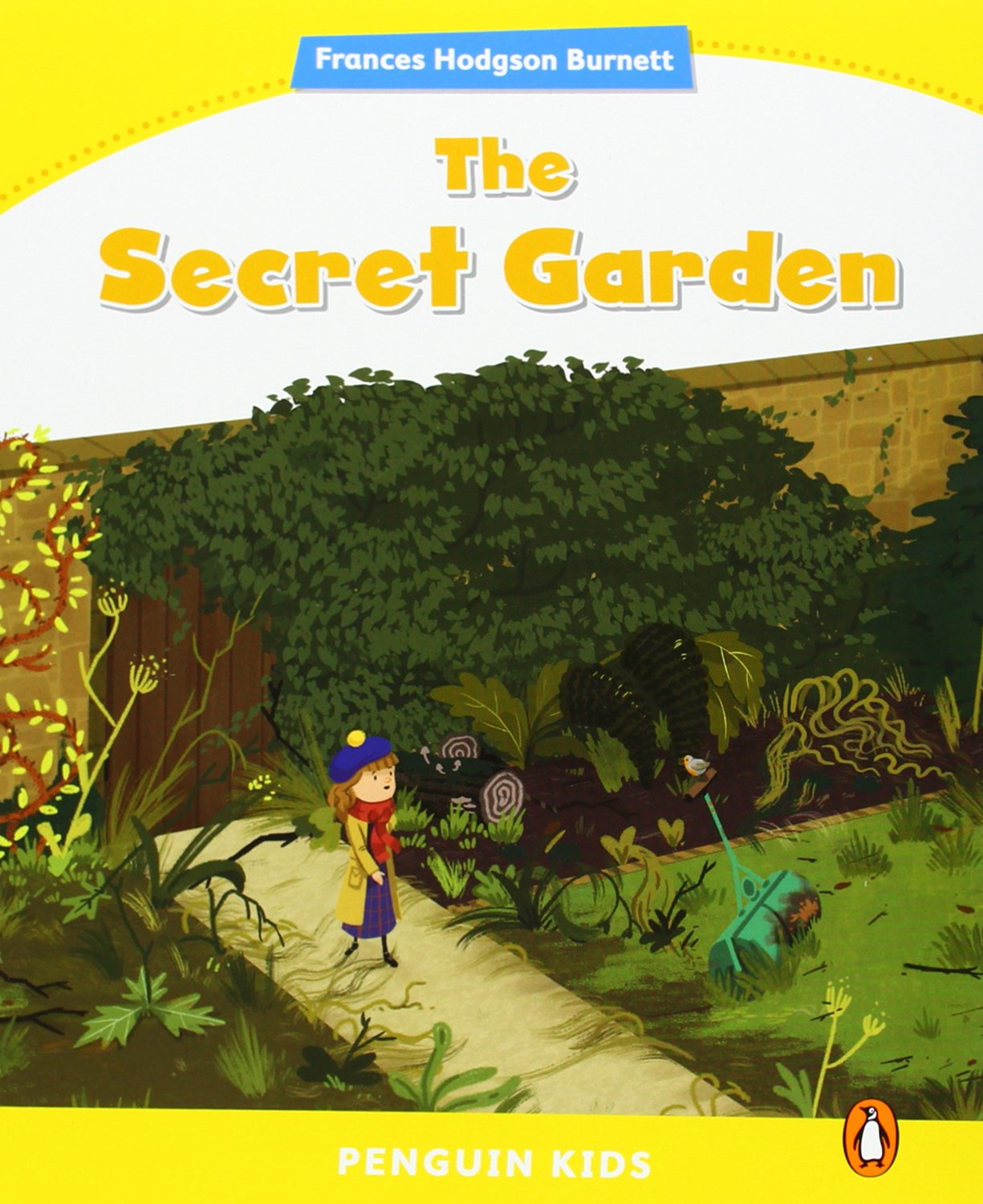 Pearson English Kids Readers: Secret Garden