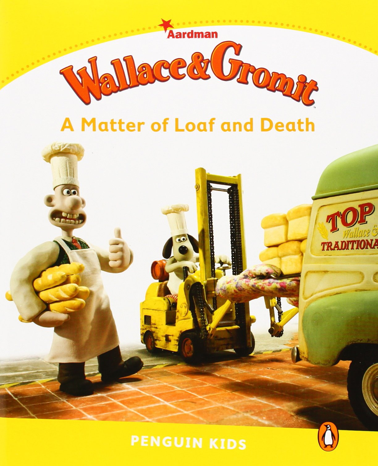 Pearson English Kids Readers: A Matter of Loaf and Death