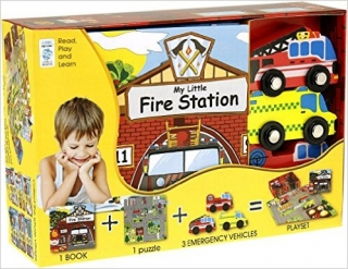 My Little Village: Fire Station
