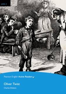 Pearson English Active Readers: Oliver Twist + Audio CD