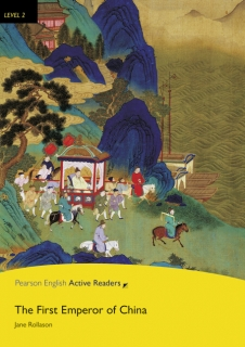 Pearson English Active Readers: The First Emperor of China + Audio CD