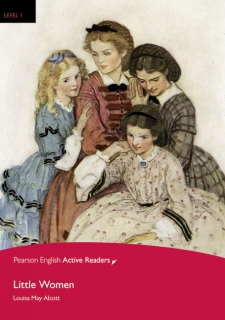 Pearson English Active Readers: Little Women + Audio CD