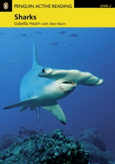 Pearson English Active Readers: Sharks + Audio CD