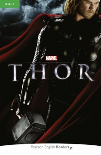 Pearson English Readers: Marvel's Thor + Audio CD