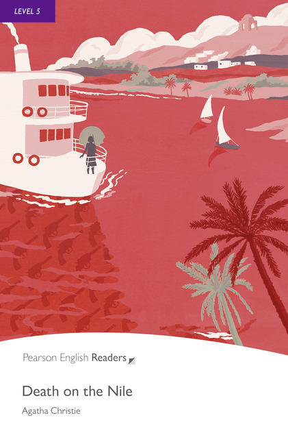 Pearson English Readers: Death on the Nile