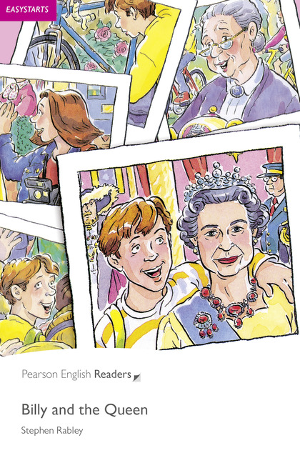 Pearson English Readers: Billy and the Queen