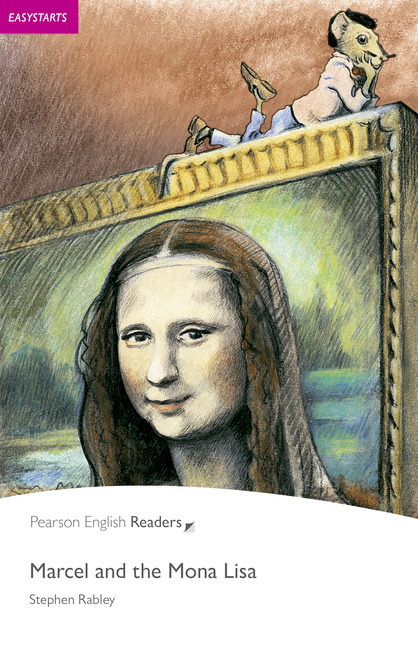 Pearson English Readers: Marcel and the Mona Lisa