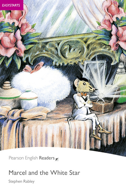 Pearson English Readers: Marcel and the White Star
