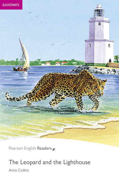 Pearson English Readers: The Leopard and the Lighthouse