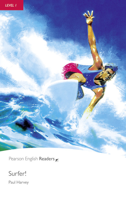 Pearson English Readers: Surfer! + Audio CD