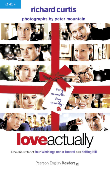 Pearson English Readers 4 Love Actually