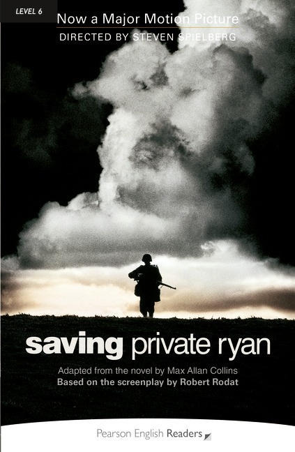 Pearson English Readers: Saving Private Ryan