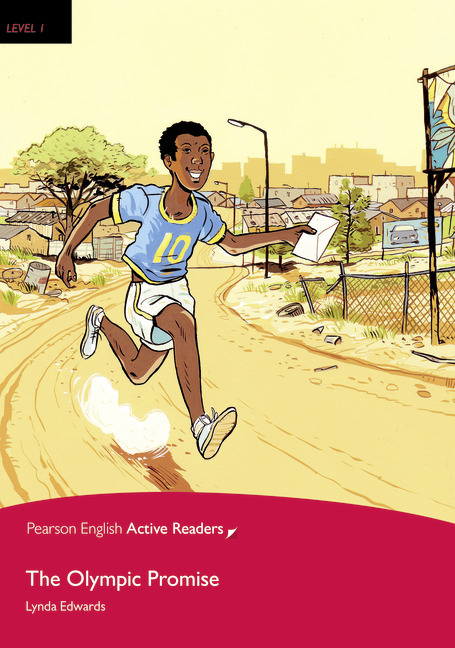 Pearson English Active Readers: Olympic Promise + Audio CD