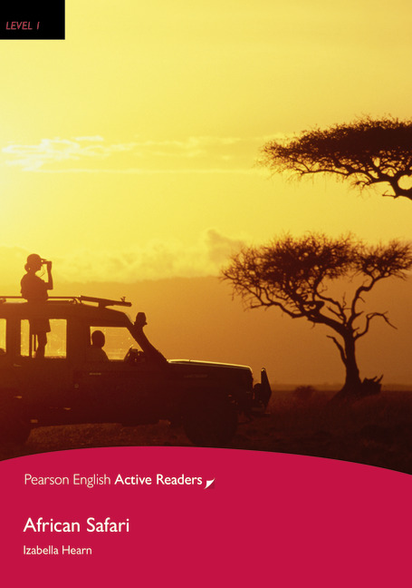 Pearson English Active Readers: African Safari + Audio CD