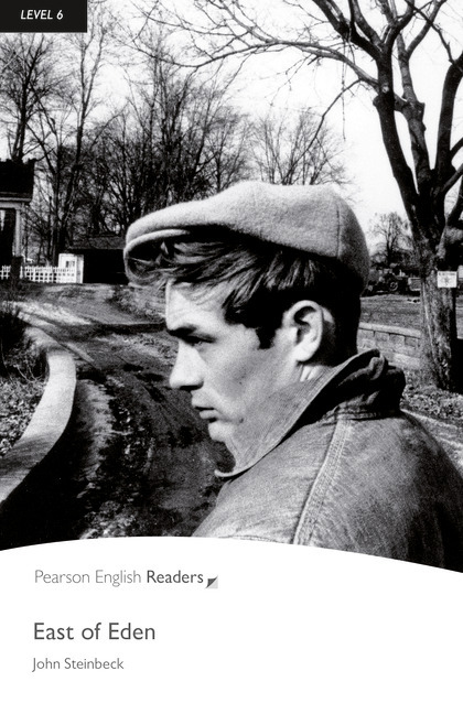 Pearson English Readers: East of Eden + Audio CD