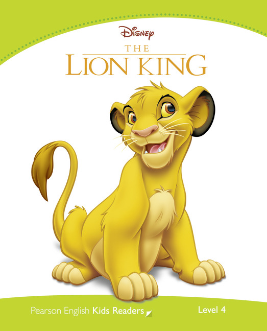 Pearson English Kids Readers: The Lion King