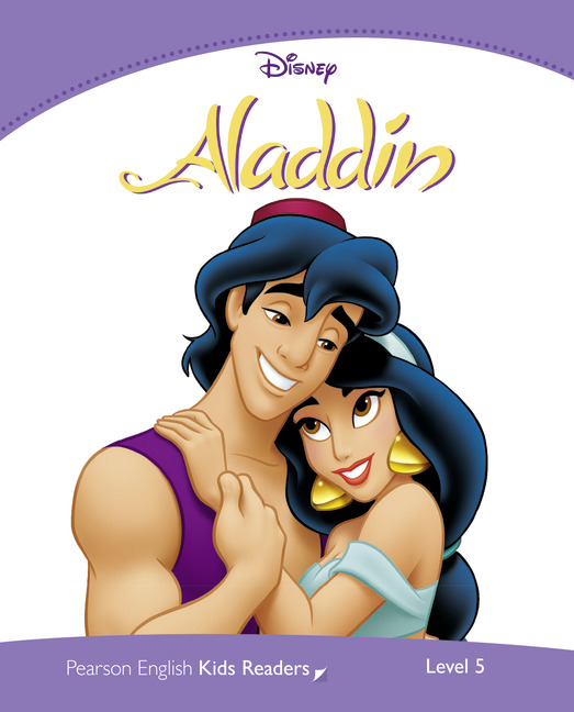 Pearson English Kids Readers: Aladdin