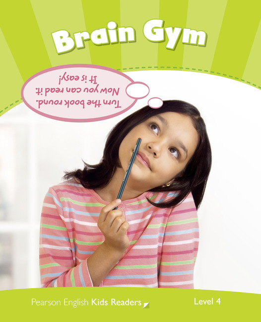 Pearson English Kids Readers: Brain Gym CLIL (British English)