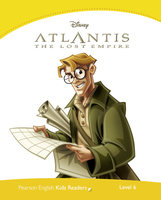 Pearson English Kids Readers: Atlantis