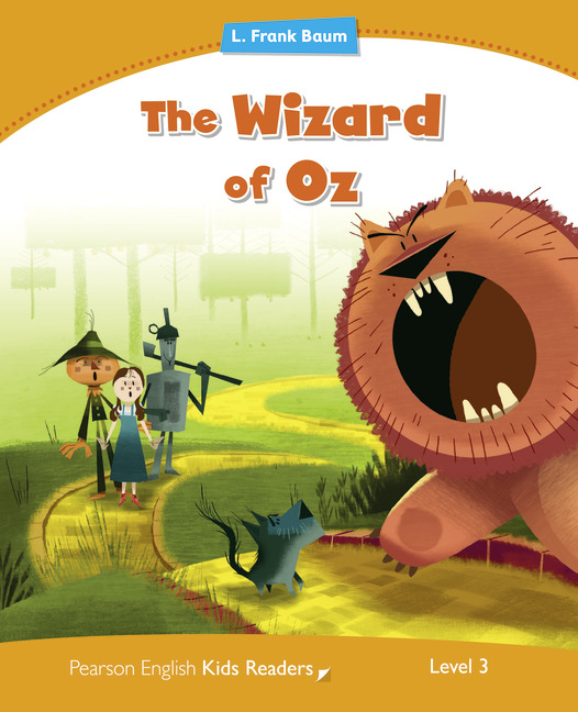 Pearson English Kids Readers: Wizard of Oz