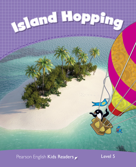 Pearson English Kids Readers: Island Hopping CLIL