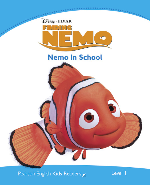 Pearson English Kids Readers: Finding Nemo