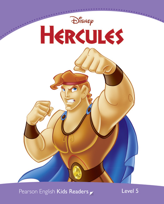 Pearson English Kids Readers: Hercules
