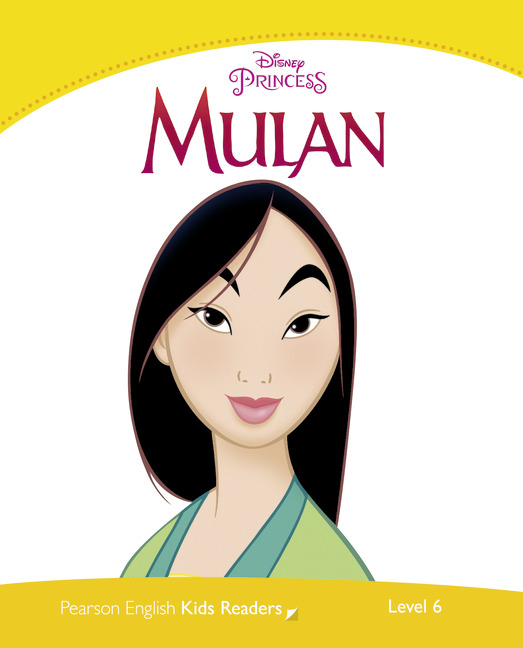 Pearson English Kids Readers: Mulan