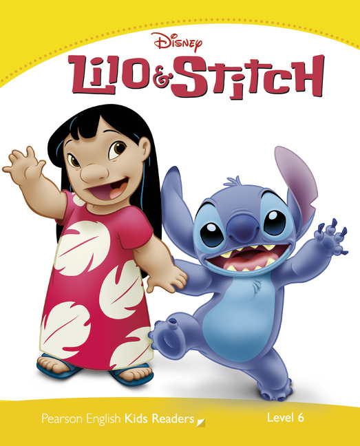Pearson English Kids Readers: Lilo + Stitch
