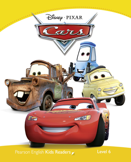 Pearson English Kids Readers: Cars