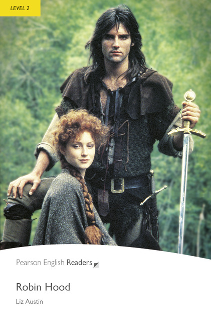 Pearson English Readers: Robin Hood + Audio CD