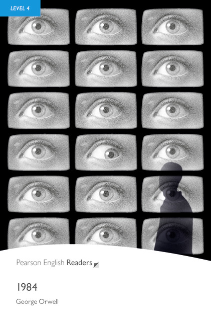 Pearson English Readers: 1984 + Audio CD