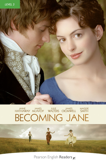 Pearson English Readers: Becoming Jane + Audio CD